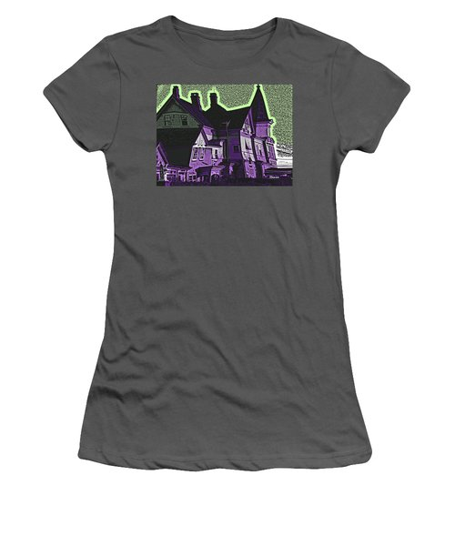 Old Meets New Women's T-Shirt (Athletic Fit)