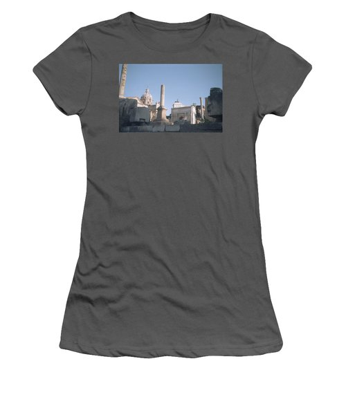Old Rome Women's T-Shirt (Athletic Fit)