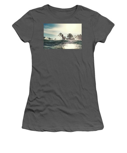 Old School Women's T-Shirt (Athletic Fit)