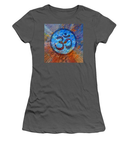 Om Women's T-Shirt (Athletic Fit)