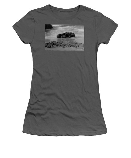 On Coast. Women's T-Shirt (Athletic Fit)