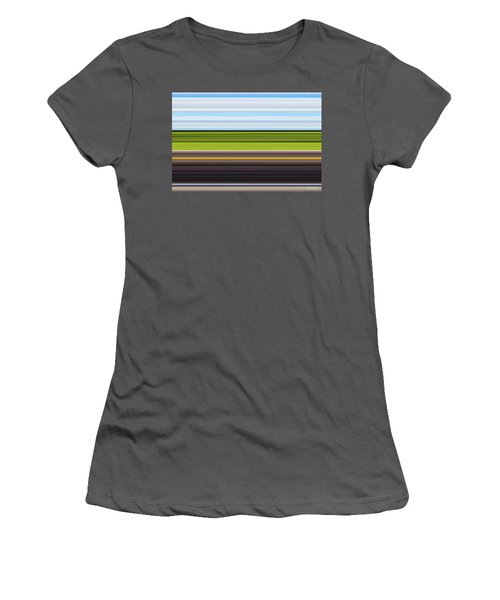 On Road IIi Women's T-Shirt (Athletic Fit)