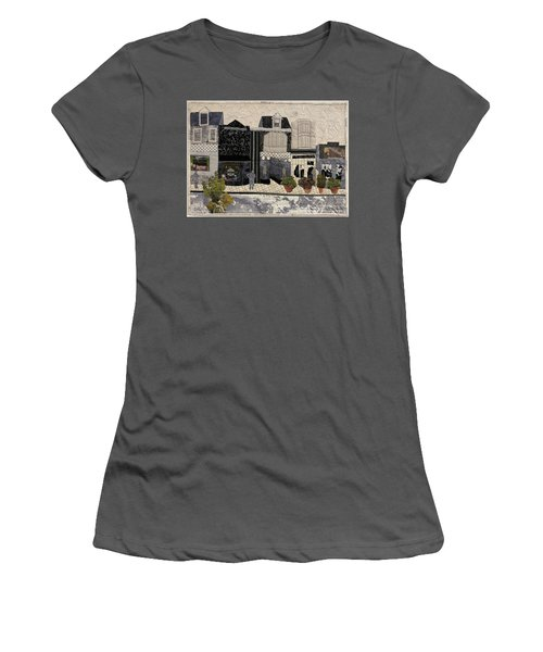 On The Avenue Women's T-Shirt (Athletic Fit)
