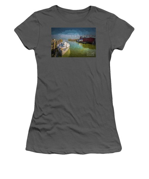 On The Baltic Sea Women's T-Shirt (Athletic Fit)