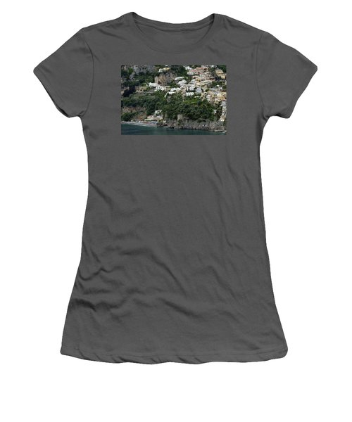 On The Coastal Road Women's T-Shirt (Athletic Fit)
