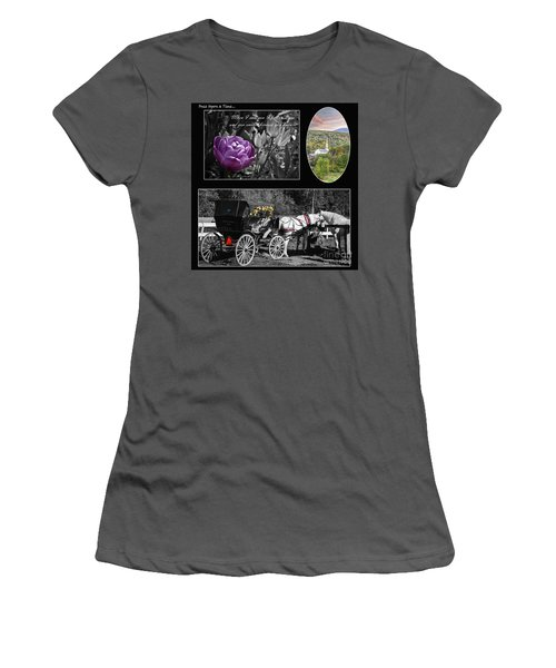 Once Upon A Time... Women's T-Shirt (Athletic Fit)