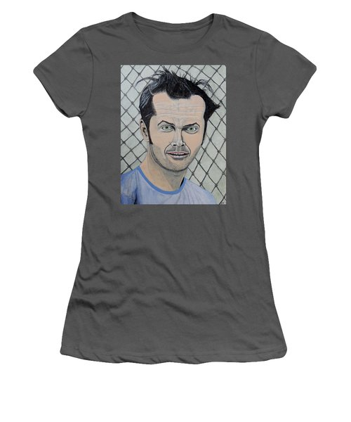 One Flew Over The Cuckoo's Nest. Women's T-Shirt (Athletic Fit)