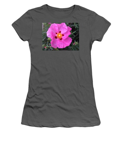 One Perfect Pink Women's T-Shirt (Athletic Fit)