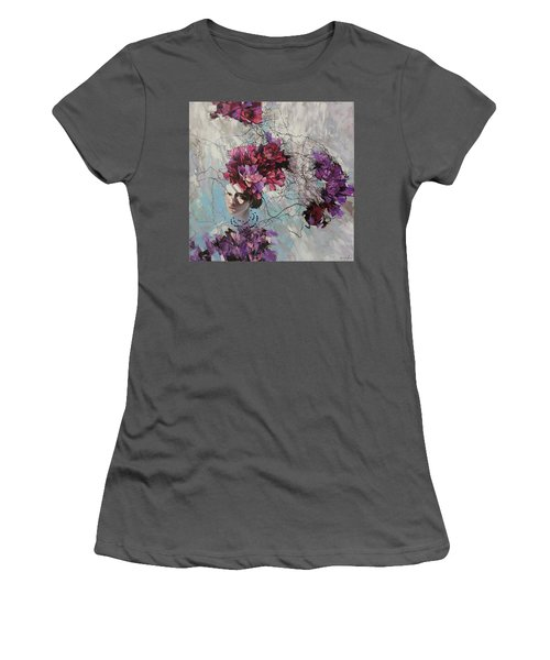 Ophelia Women's T-Shirt (Athletic Fit)