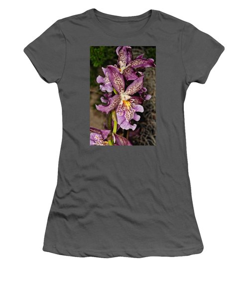 Orchid 347 Women's T-Shirt (Athletic Fit)