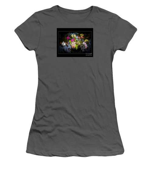 Orchid Island Women's T-Shirt (Athletic Fit)