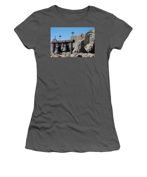 Original Bell Tower Women's T-Shirt (Athletic Fit)