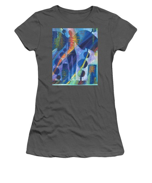 Orion Women's T-Shirt (Athletic Fit)