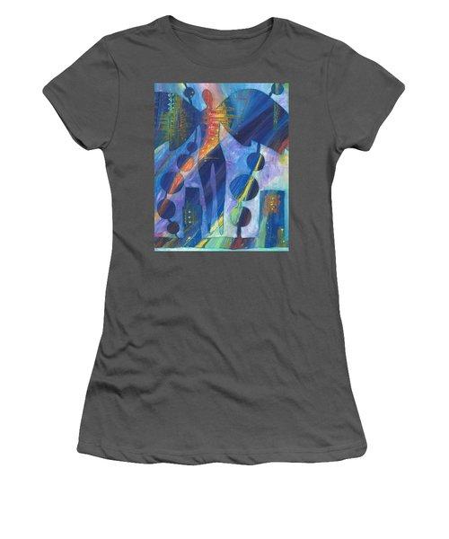 Orion Women's T-Shirt (Athletic Fit)