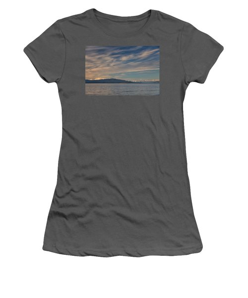 Out Like A Lamb Women's T-Shirt (Junior Cut) by Randy Hall