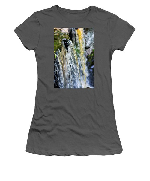 Over The Edge Visions Of Gold Women's T-Shirt (Athletic Fit)