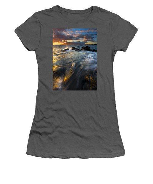 Overflow Women's T-Shirt (Athletic Fit)