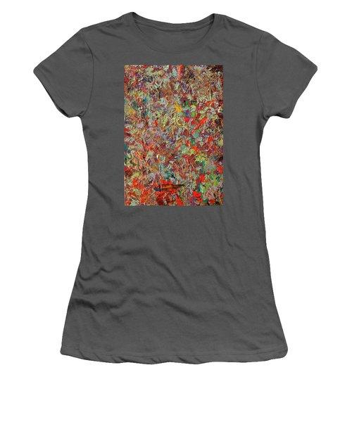 Paint Number 33 Women's T-Shirt (Athletic Fit)