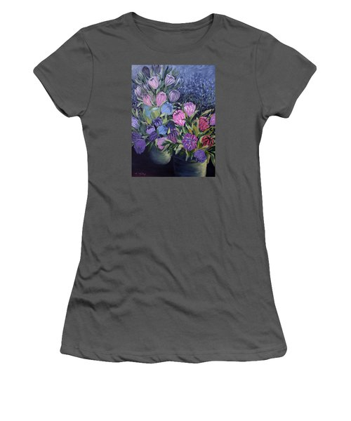 Palm Springs Market Favorites Women's T-Shirt (Athletic Fit)