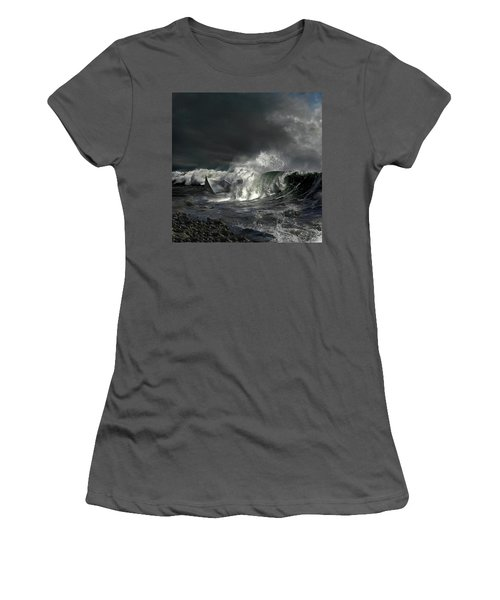 Paper Boat Women's T-Shirt (Athletic Fit)