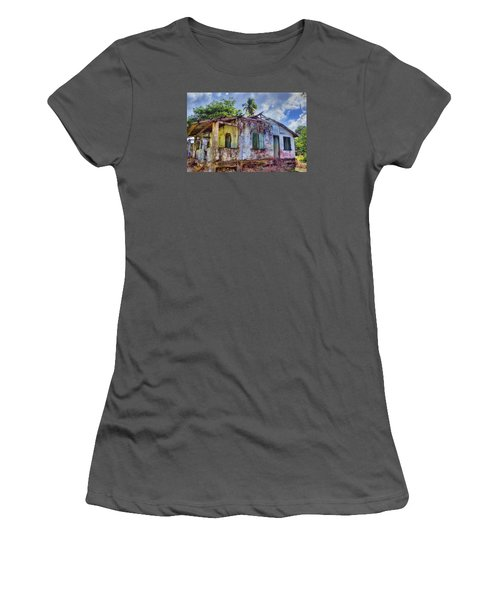Paradise Lost Women's T-Shirt (Athletic Fit)