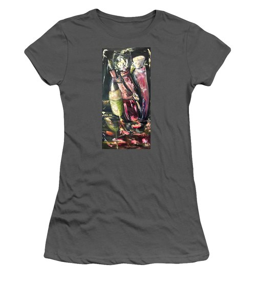 Parrrty Two Women's T-Shirt (Athletic Fit)
