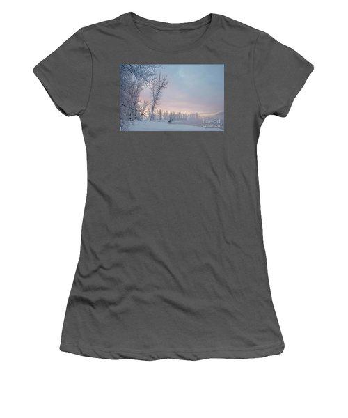 Pastel Dawn Women's T-Shirt (Athletic Fit)