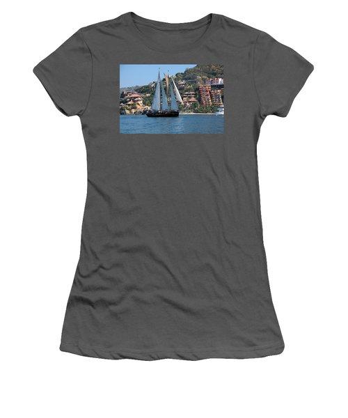 Patricia Belle 01 Women's T-Shirt (Athletic Fit)