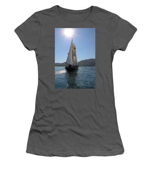 Patricia Belle 03 Women's T-Shirt (Junior Cut) by Jim Walls PhotoArtist
