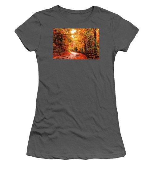 Peak Week Women's T-Shirt (Athletic Fit)