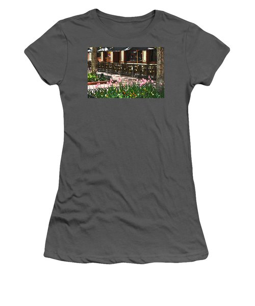 Pearl Street Mall Women's T-Shirt (Athletic Fit)