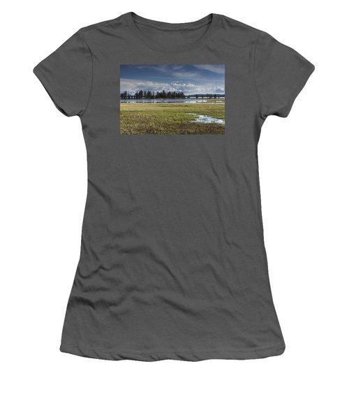 Pelican Creek Women's T-Shirt (Athletic Fit)