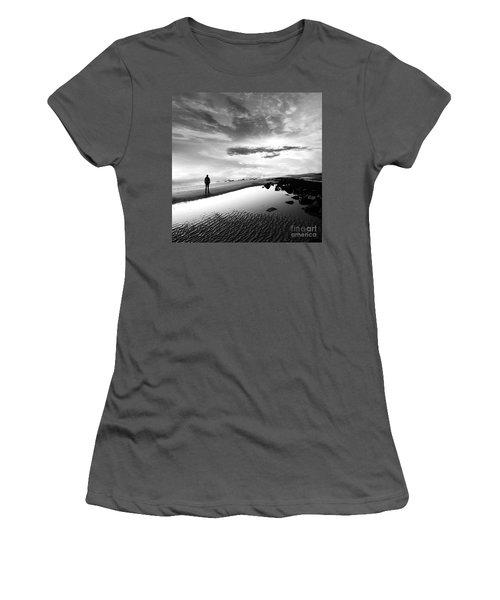 Per Sempre Women's T-Shirt (Athletic Fit)