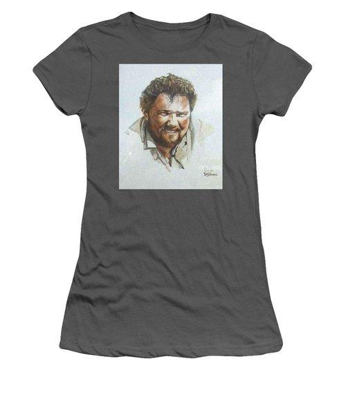 Per Women's T-Shirt (Junior Cut) by Tim Johnson