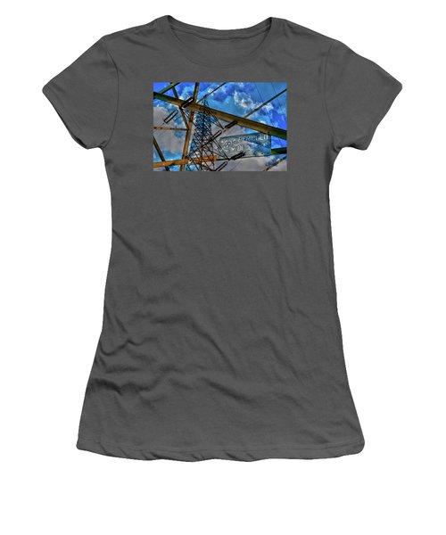 Pericolo Di Morte Women's T-Shirt (Junior Cut) by Sonny Marcyan