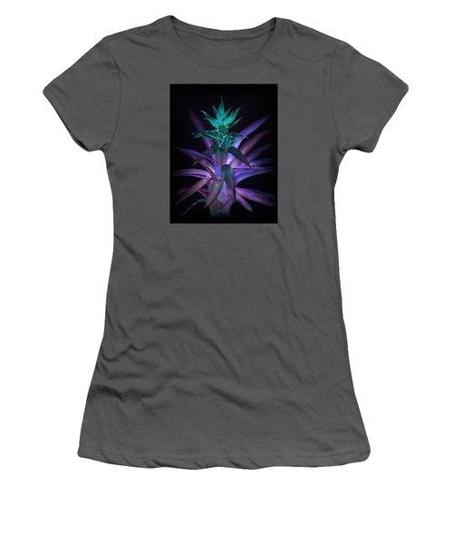 Phantom Bromeliad Women's T-Shirt (Athletic Fit)