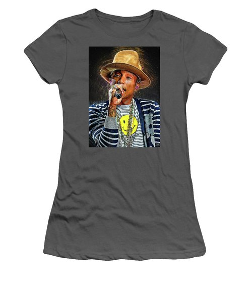 Pharrell Williams Women's T-Shirt (Athletic Fit)