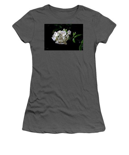 Phlox Flowers Women's T-Shirt (Athletic Fit)