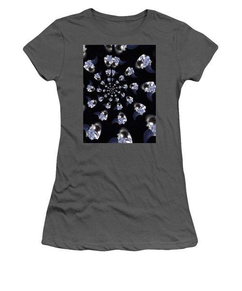 Phone Case Designs Women's T-Shirt (Junior Cut) by Debra     Vatalaro