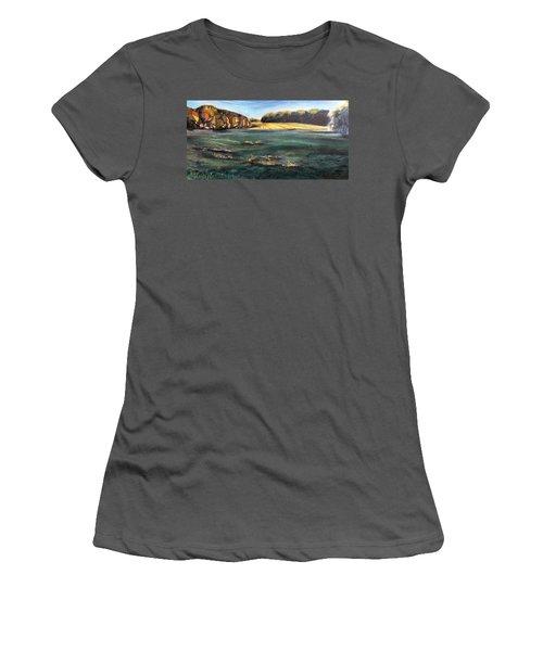 Piercing Light Women's T-Shirt (Athletic Fit)