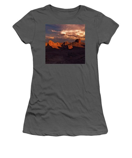 Pinnacles - May 2016 Women's T-Shirt (Athletic Fit)