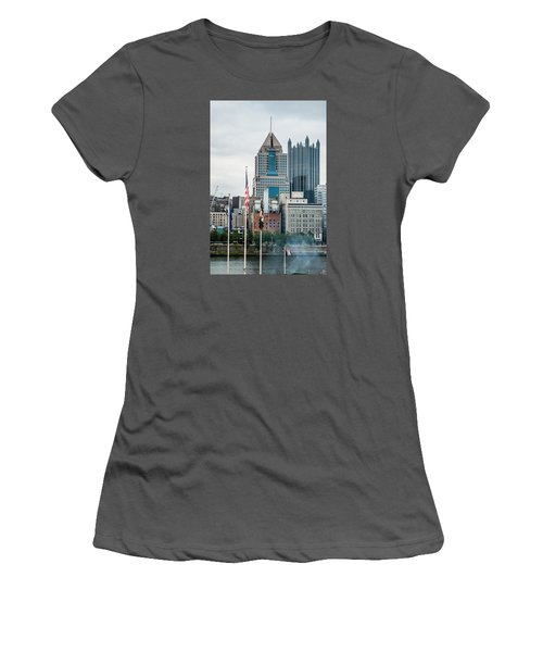 Pittsburgh - 6975 Women's T-Shirt (Junior Cut) by G L Sarti