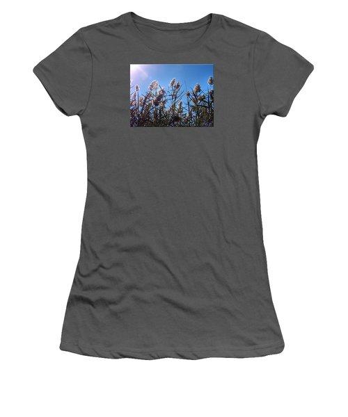 Plants Women's T-Shirt (Junior Cut) by Mikki Cucuzzo
