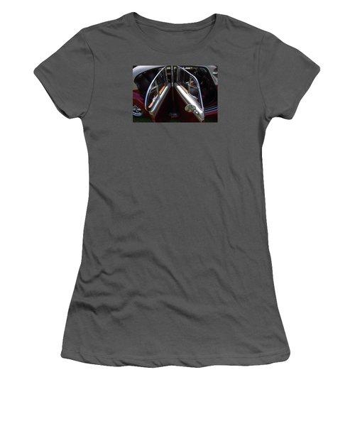 Please Take A Seat... Women's T-Shirt (Junior Cut) by John Schneider