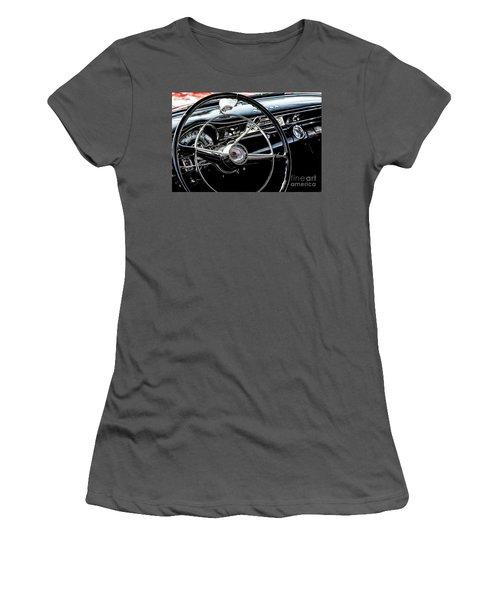Women's T-Shirt (Junior Cut) featuring the photograph Pontiac Gto by Brad Allen Fine Art