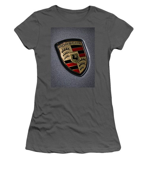 Porsche Women's T-Shirt (Athletic Fit)
