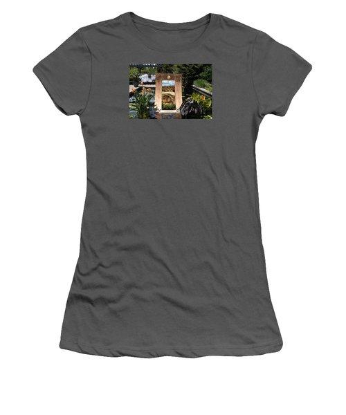 Portals Women's T-Shirt (Athletic Fit)