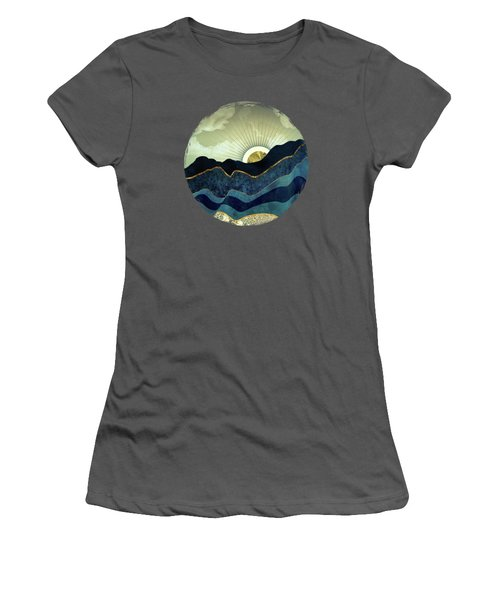 Post Eclipse Women's T-Shirt (Athletic Fit)