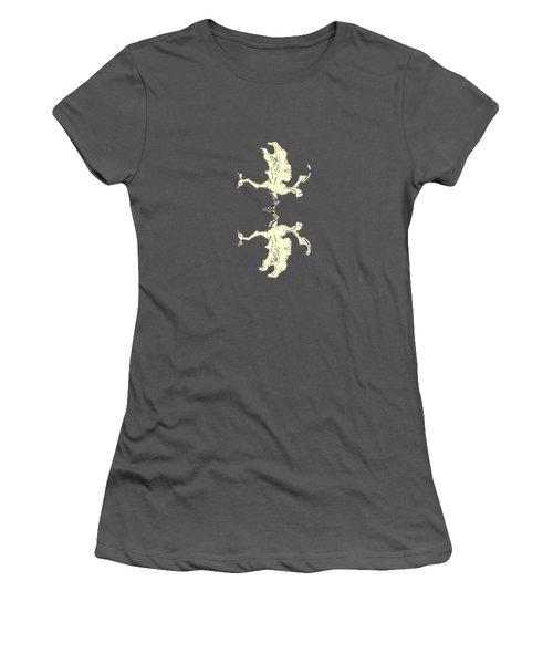 Poulia Women's T-Shirt (Junior Cut) by Julio Lopez