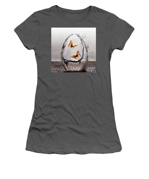 Precious Women's T-Shirt (Junior Cut) by Jacky Gerritsen